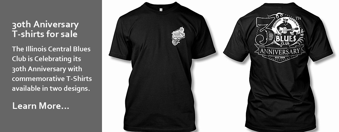 30th Anniversary T-Shirts
