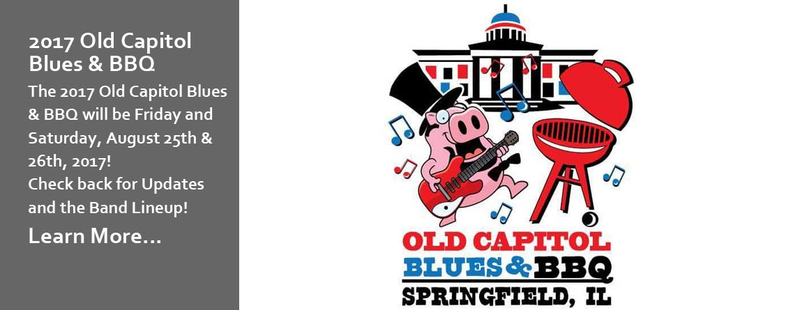 2017 Old Capitol Blues & BBQ